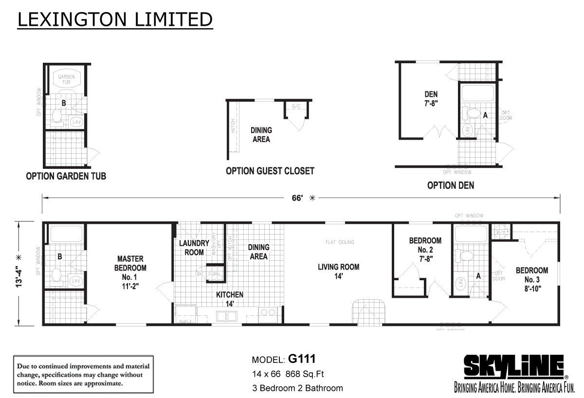 Lexington Limited - G111