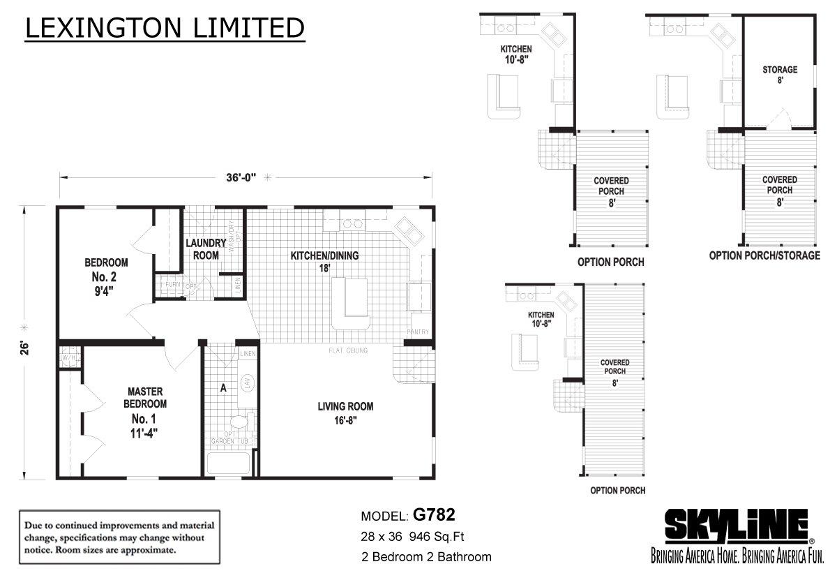 Lexington Limited - G782