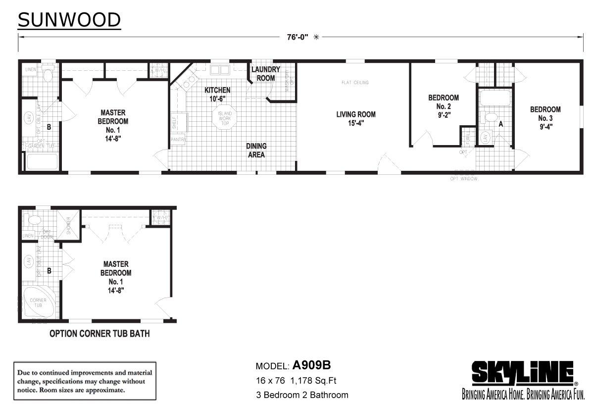 Sunwood - A909B