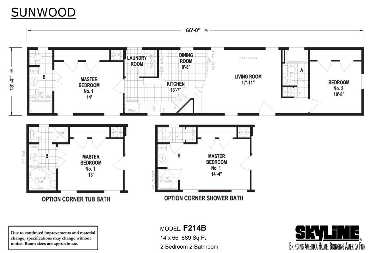 Sunwood - F214B