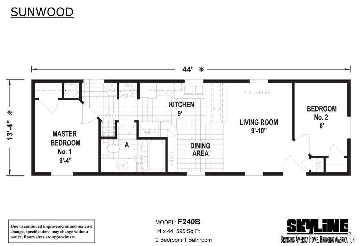 Sunwood - F240B