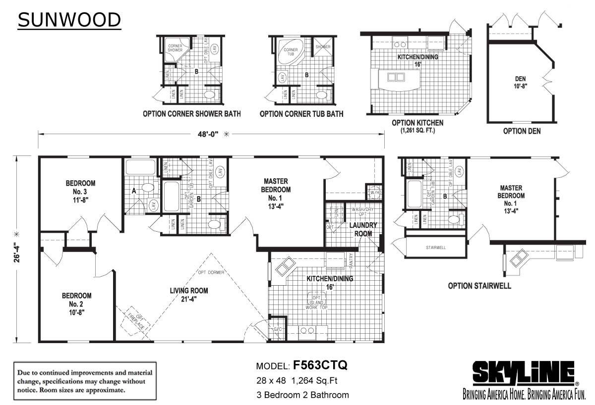 Sunwood - F563CTQ