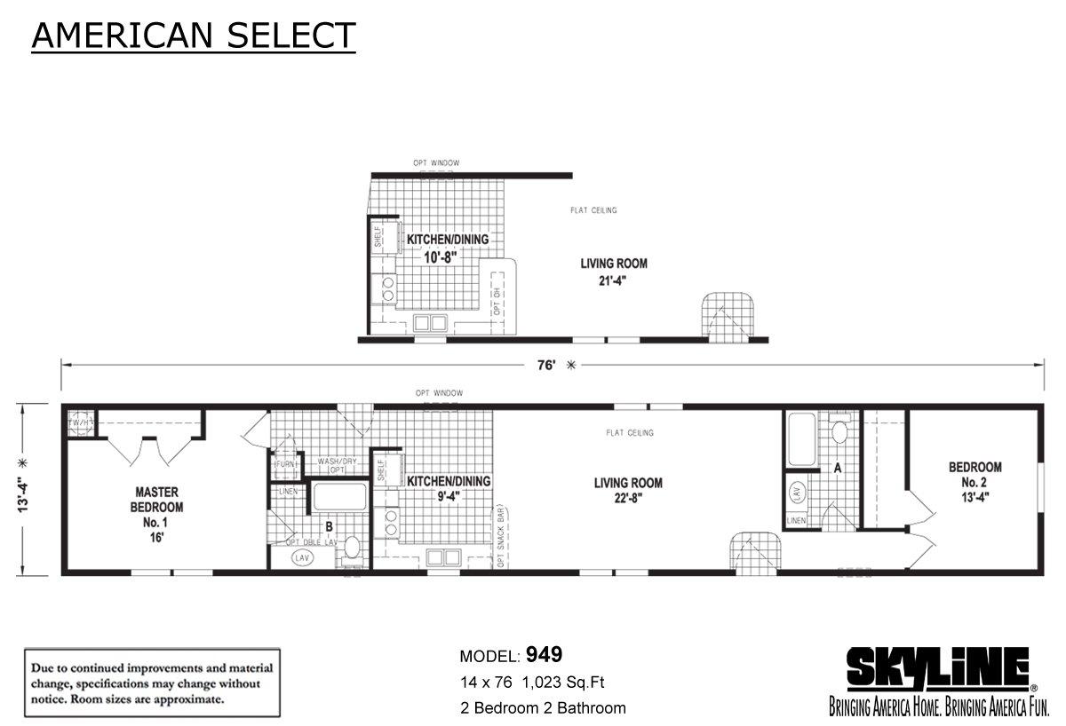 American Select - 949