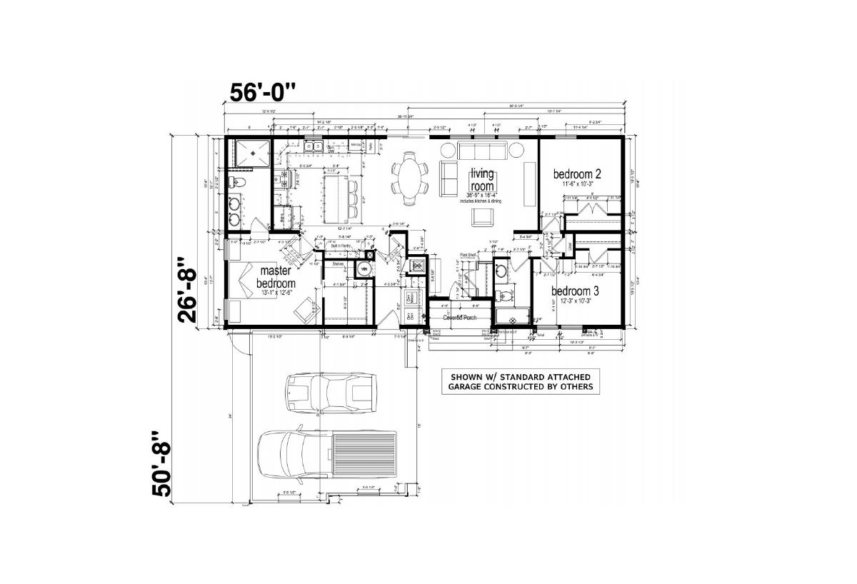 Homes Direct - AF2856IBS