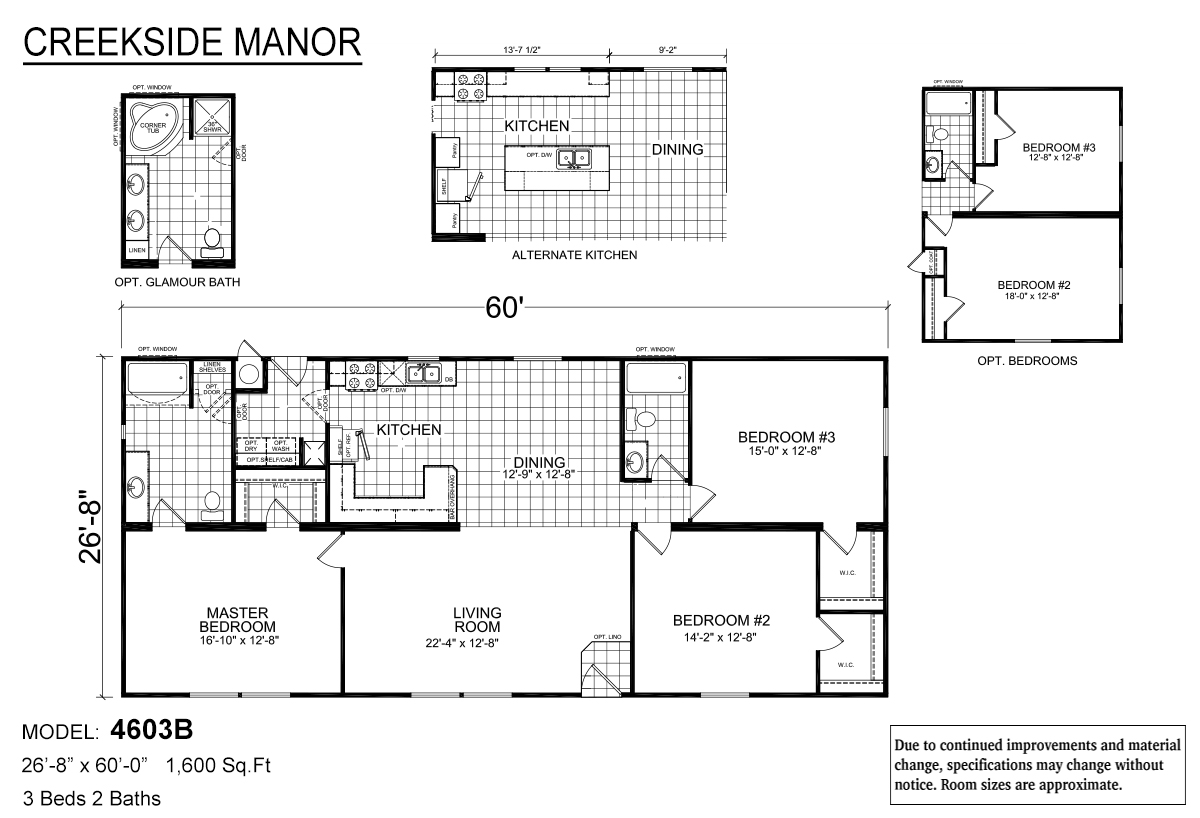 Creekside Manor - 4603B