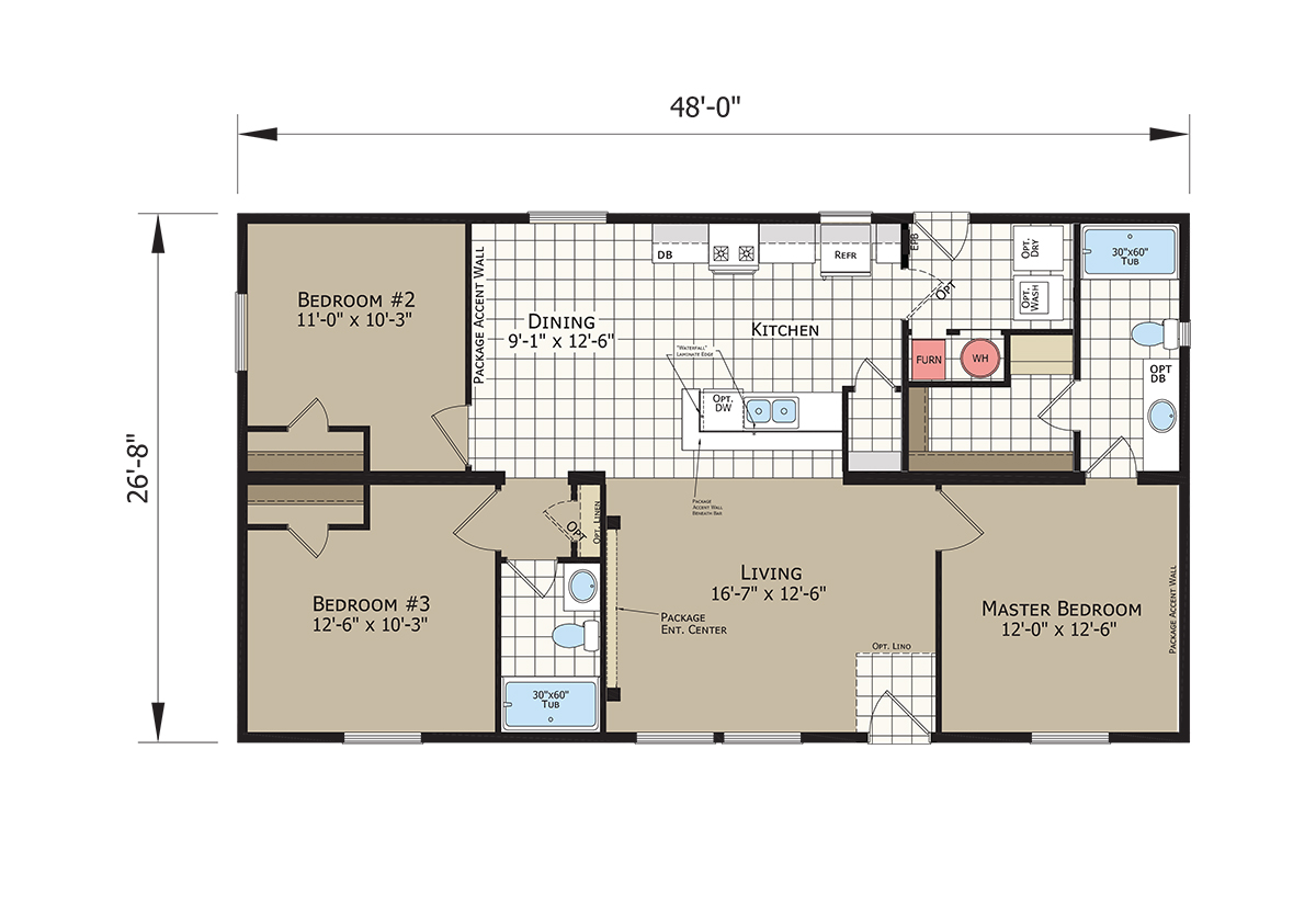 Floor Plans - Westwind Homes on 26 x 40 home plans, 30 x 30 home plans, 20 x 20 home plans,