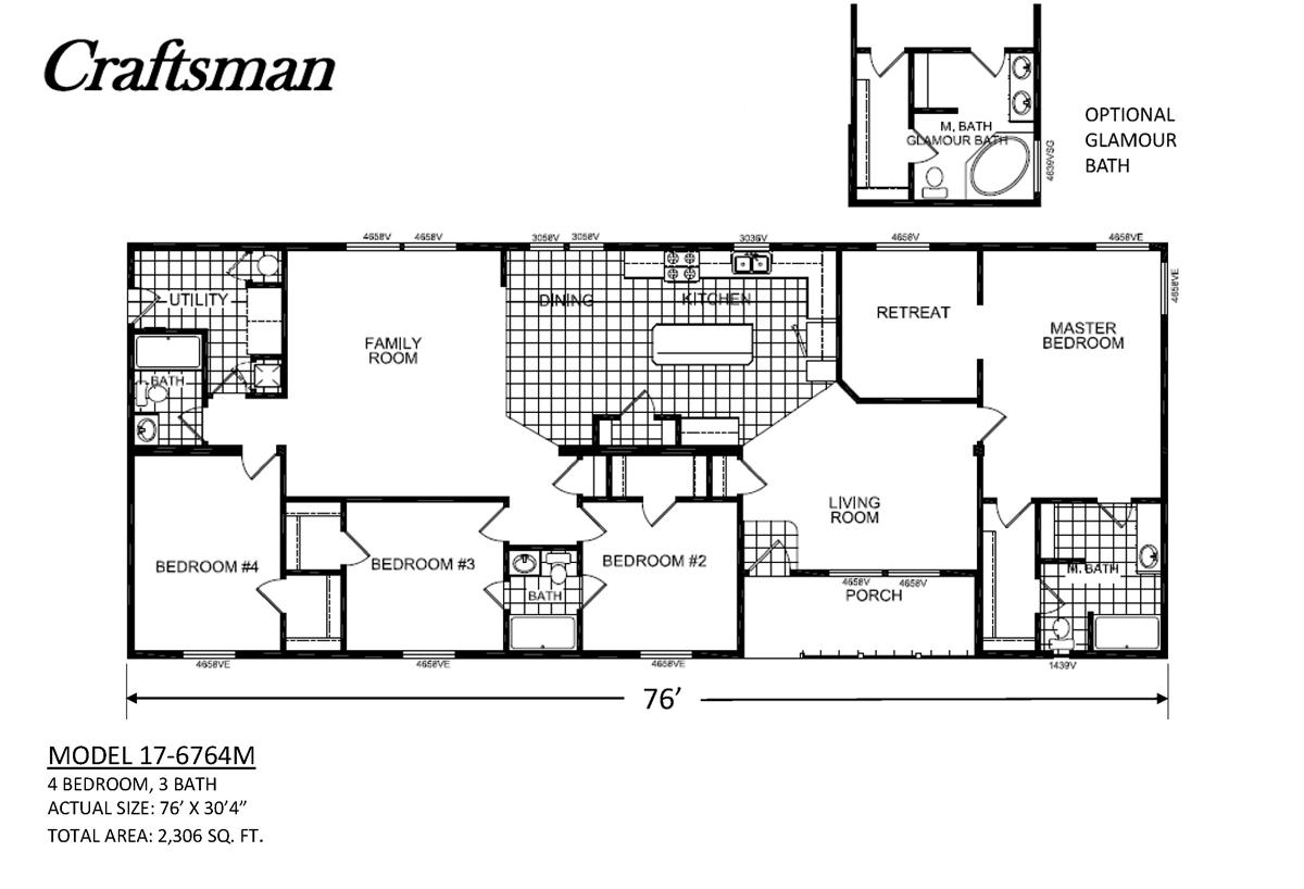 Craftsman 17-6764M