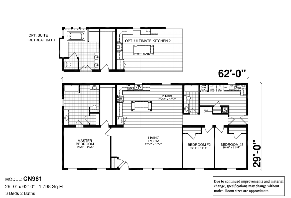 Oklahoma Modular Homes - View Floor Plans, See 3D Tours ...