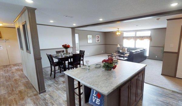Eaton Park / Liberty CH3268B - Kitchen