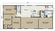 Sheridan RM2856C Layout