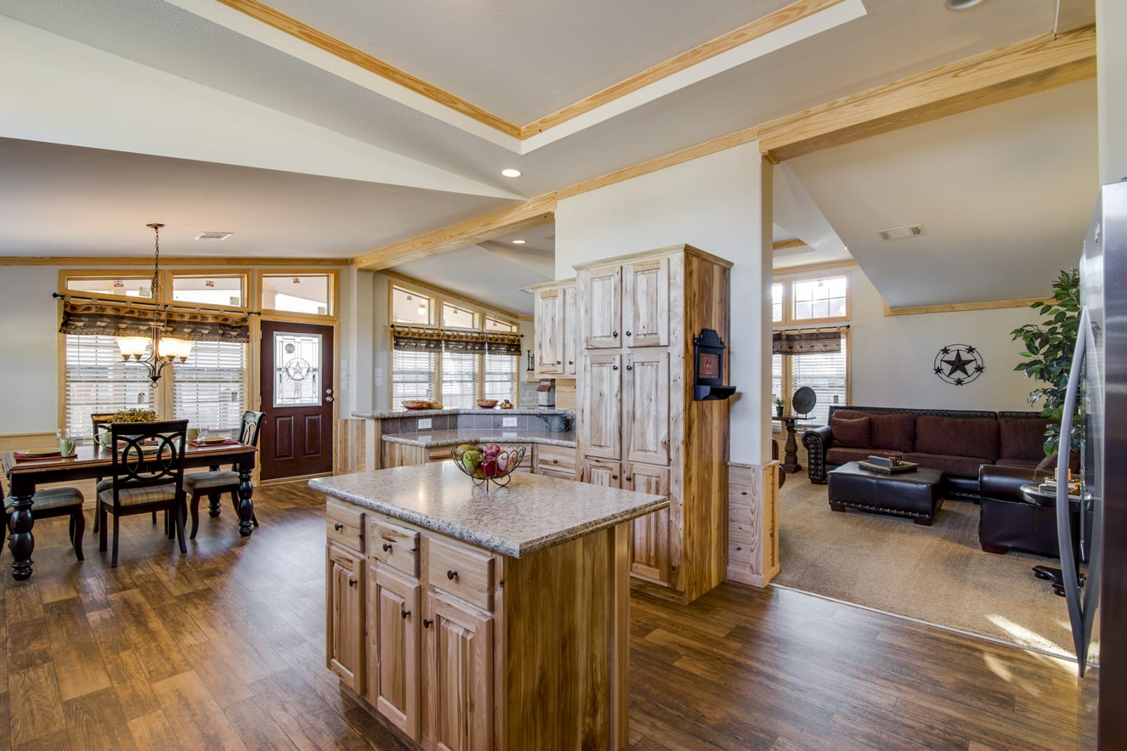 Pine Mountain Cabin 900 By Amistad Manufactured Homes Llc