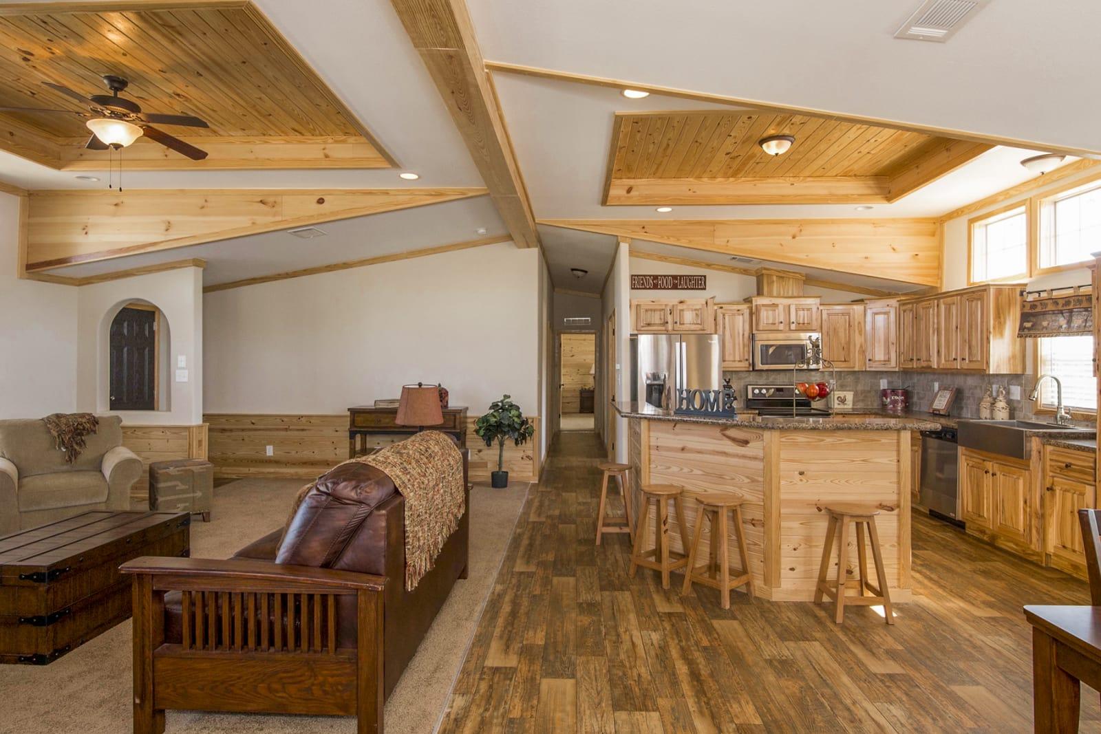 4 Bedroom House Plans Open Floor Layout