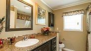 New Moon Sectional A-76450 Bathroom