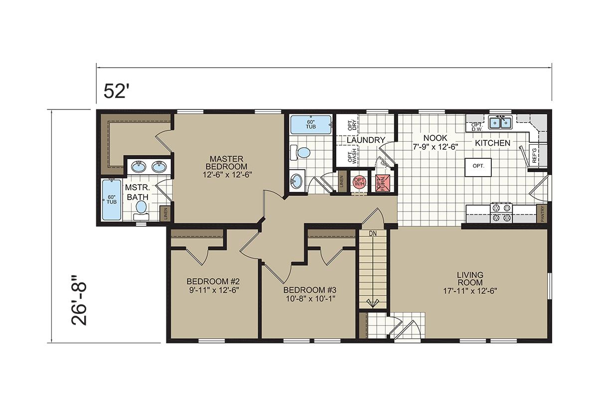 Estate Modular - A-95280