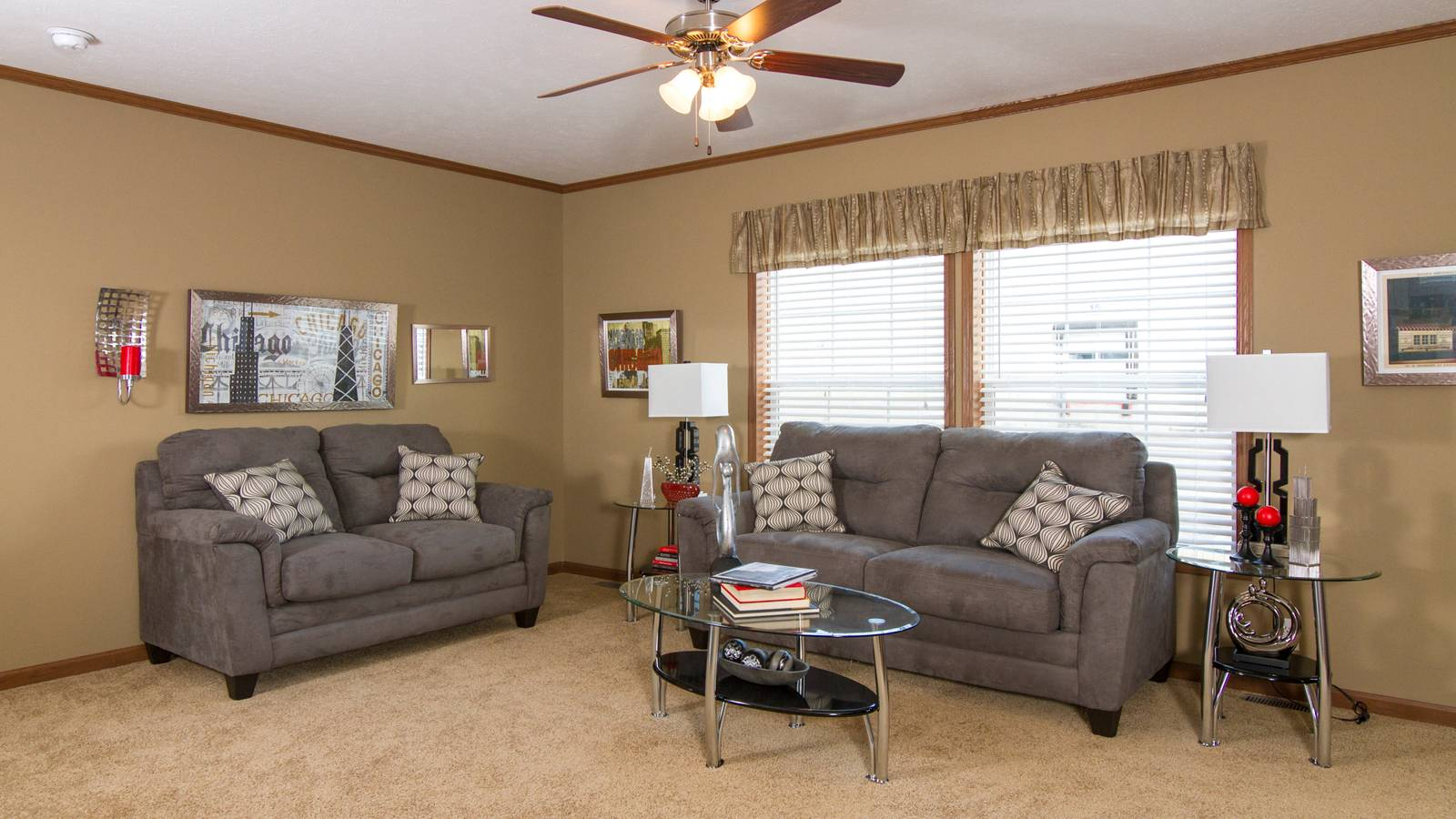 Advantage Sectional 2872 203 By Redman Homes Topeka
