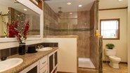 Advantage Sectional 2872-203 Bathroom