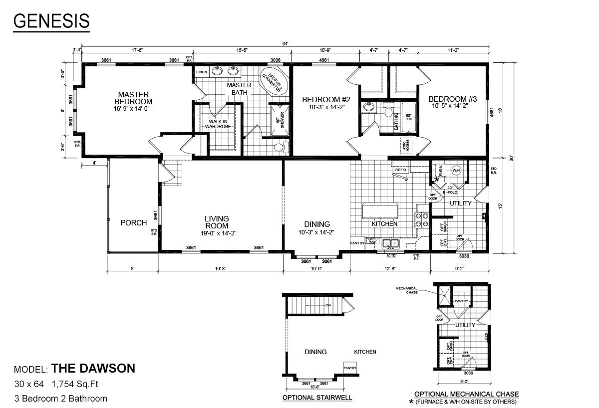 Genesis Modular - The Dawson