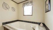 New Moon Sectional 3266-01 Bathroom