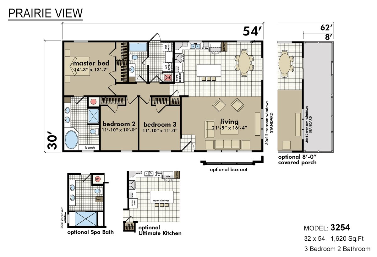 alpine homes in fort collins co manufactured home and modular prairie view 3254 layout