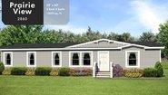 Prairie View 2860 Exterior