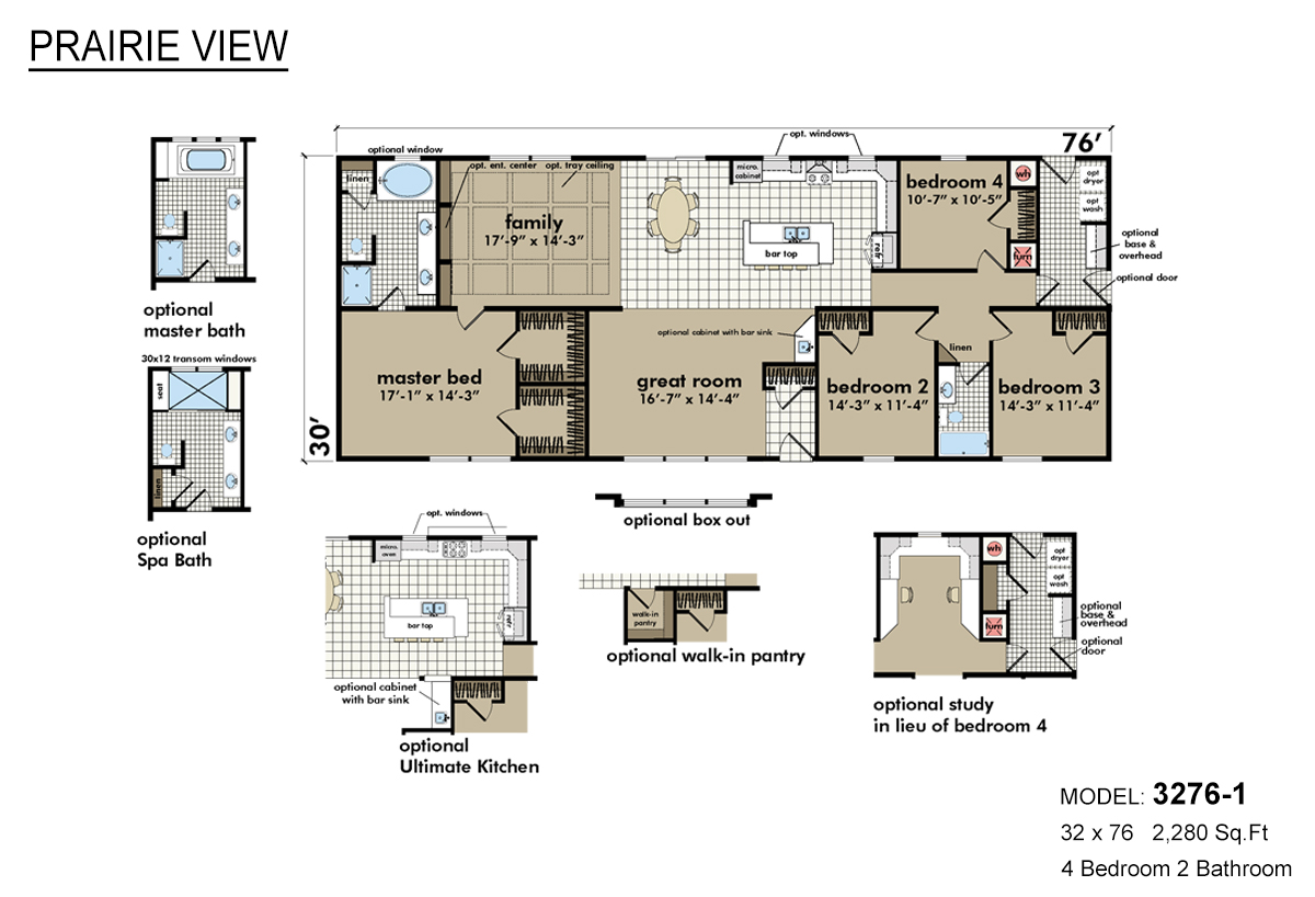 Colorado Modular Homes - View Floor Plans, See 3D Tours