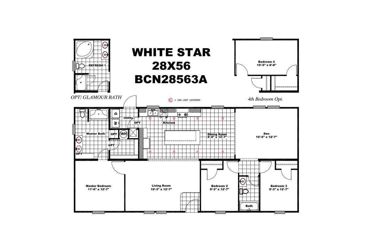 Beacon The White Star