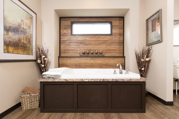 Floor Plan Detail - Columbia Discount Homes