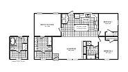 Advantage 6140 Cottage 4828 Layout
