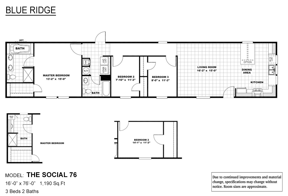 Blue Ridge - The Social 76