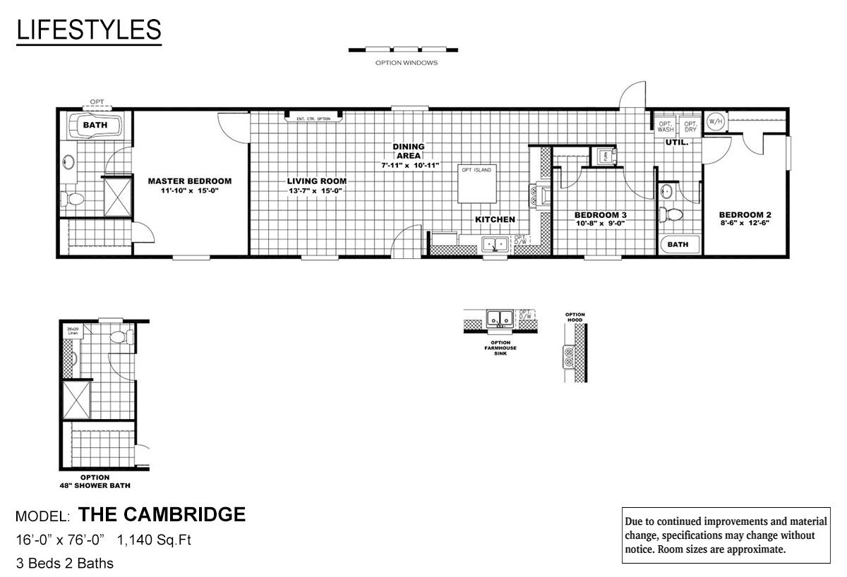 Lifestyles - The Cambridge
