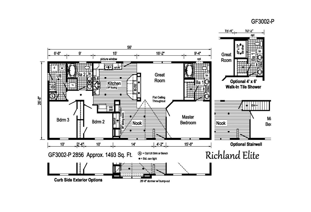 Richland Elite Ranch - GF3002-P