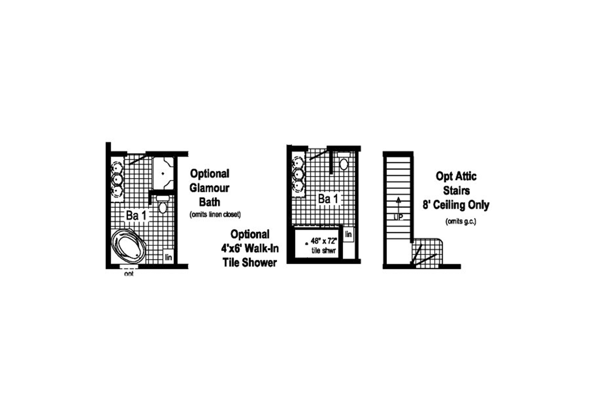 Mayberry Homes Floor Plans: Grandville LE Ranch / Mayberry