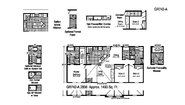 Grandville LE Ranch Cypress II Layout