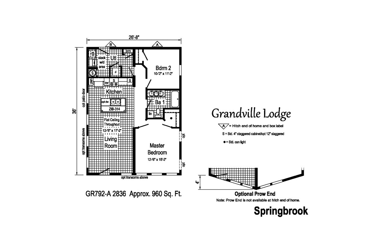 Grandville LE Ranch - Springbrook