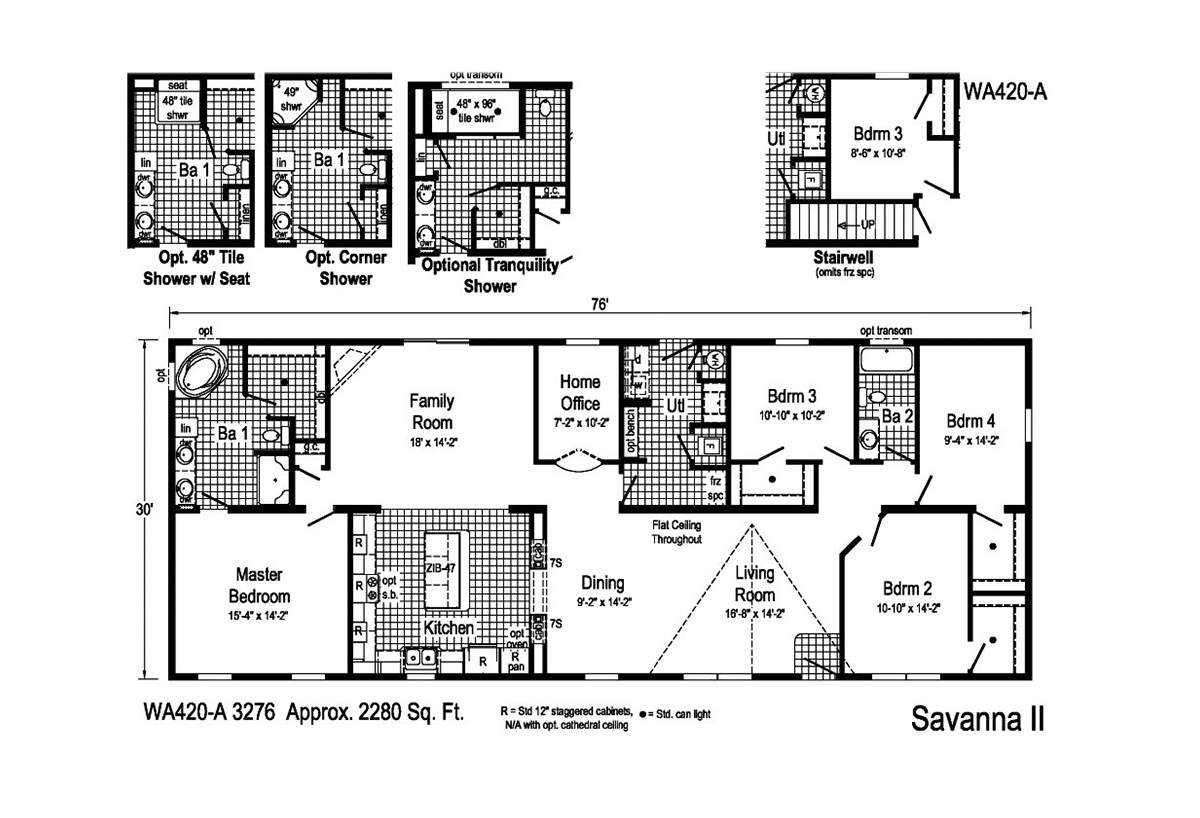 Aurora Classic Ranch - Savanna II