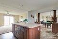 Aurora Classic Ranch Savanna II Kitchen