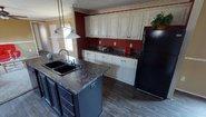 Lexington Single Wide The Houston 7681 Kitchen
