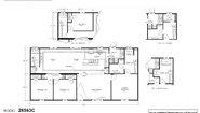 LH Waverly Crest 28563C Layout