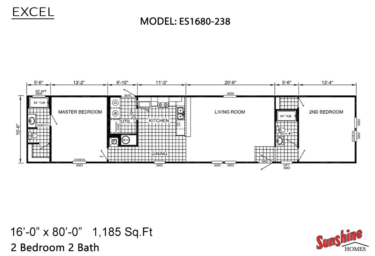 Excel ES1680-238