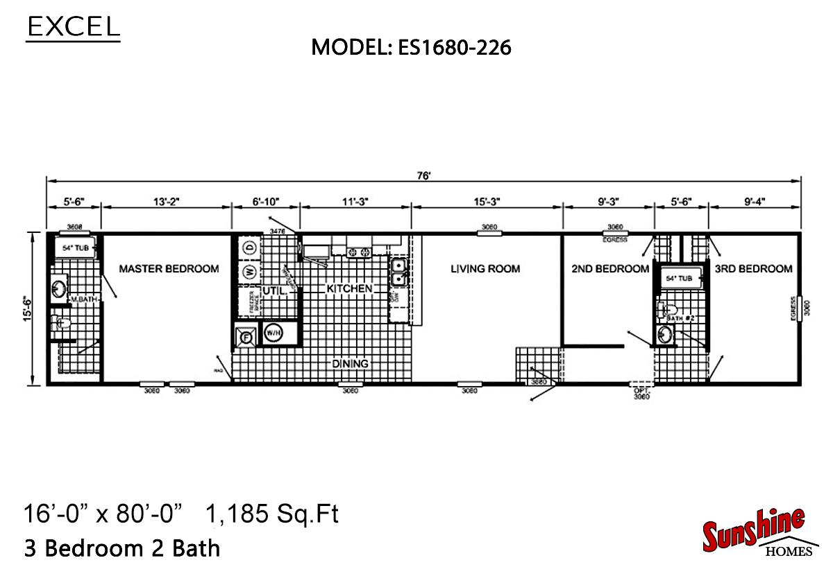 Excel ES1680-226