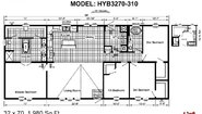 Hybrid HYB3270-310 Layout