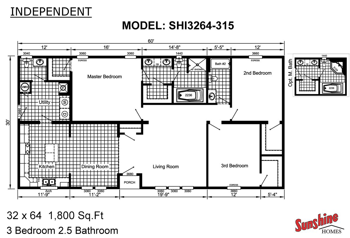independentshi3264 315 layout - Energy Independent Home Plans