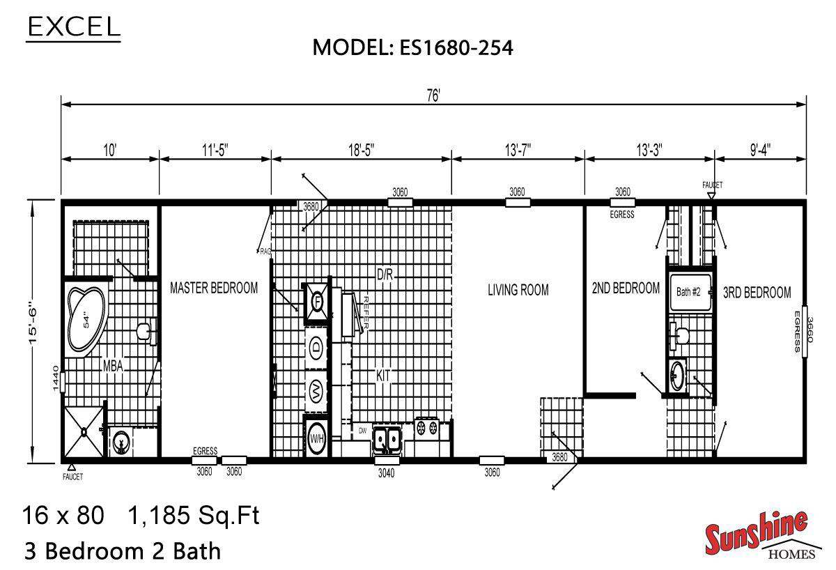 Excel ES1680-254