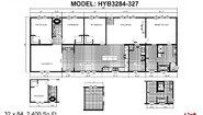 Hybrid HYB3284-327 Tulsa Layout