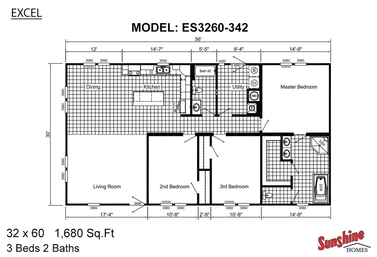 Excel ES3260-342
