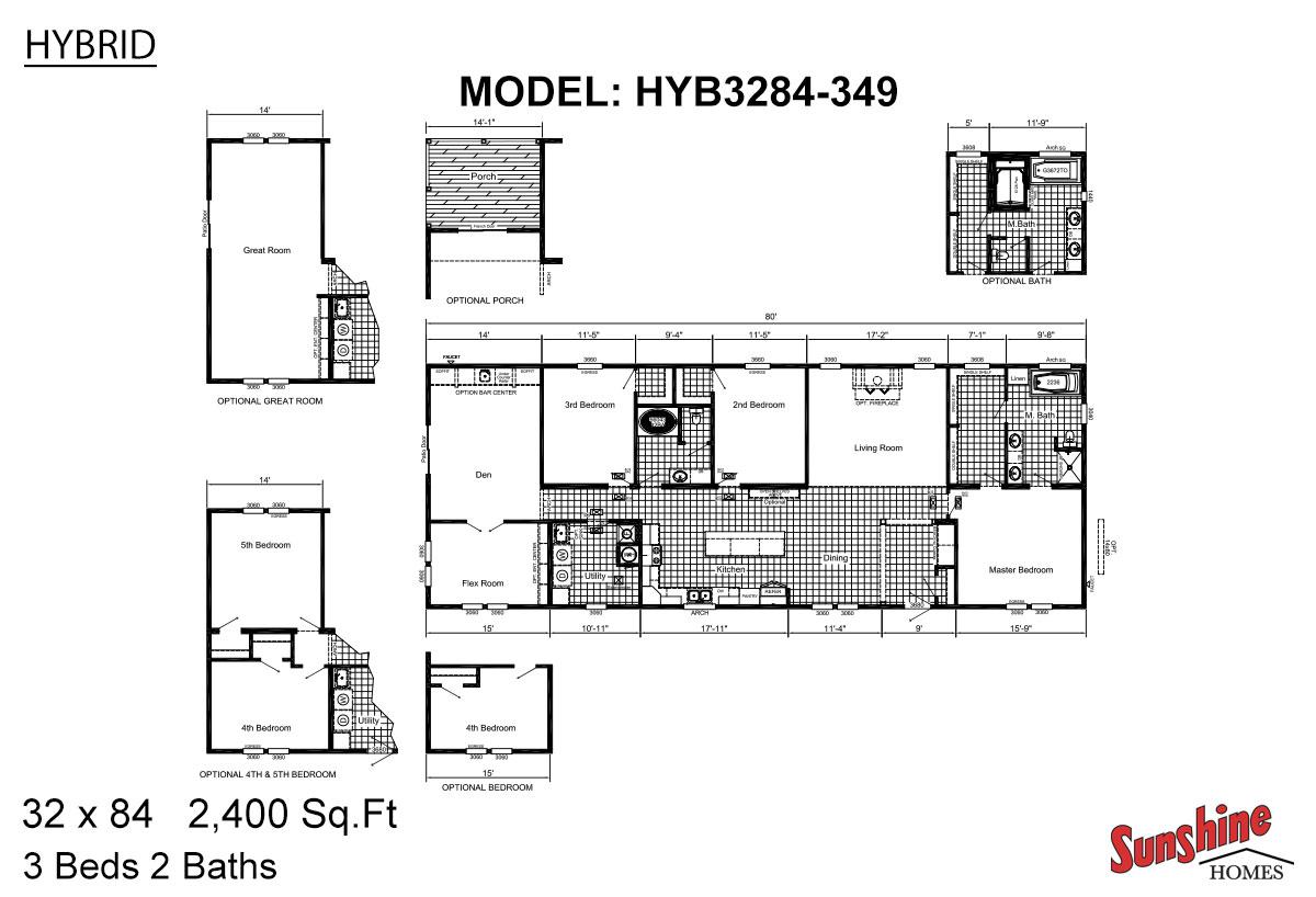 Hybrid HYB3284-349