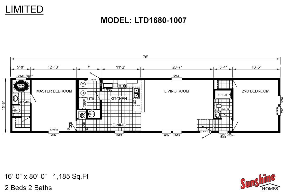 Limited - LTD1680-1007
