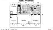Prime PRI3252-2001 Layout