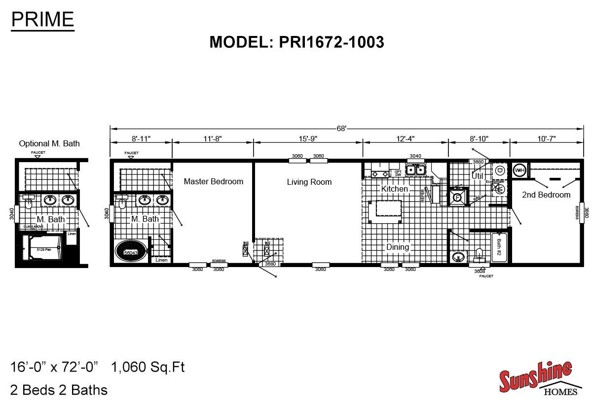 Prime PRI1672-1003