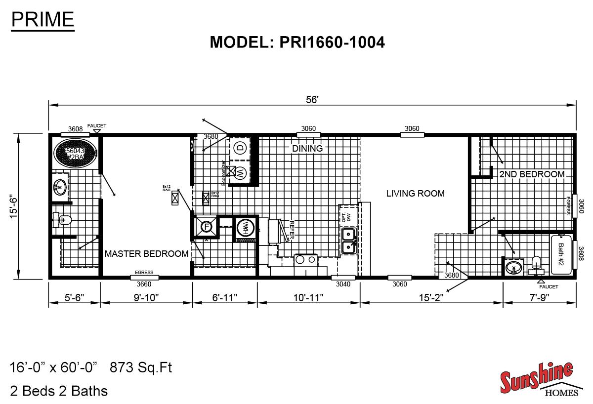 Prime - PRI1660-1004